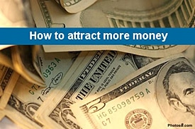 Using the Law of Attraction to Change Your Financial Situation