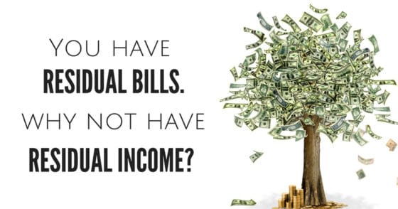 Residual Income And What It Can Do For You