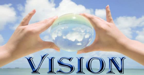 Create a Vision For Your New Home Business