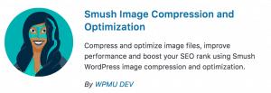Wordpress Plugins Smush Image Compression