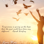 It's Time to Forgive