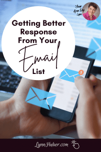 Getting Better Response From Your Email List